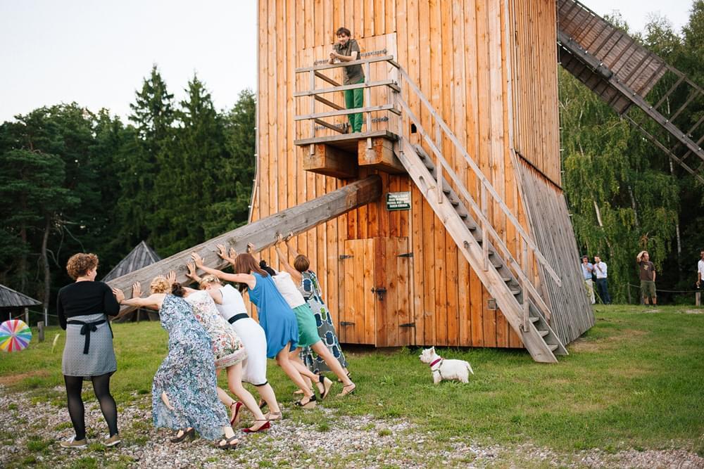 atrakcje dla gosci wesele zdjecie