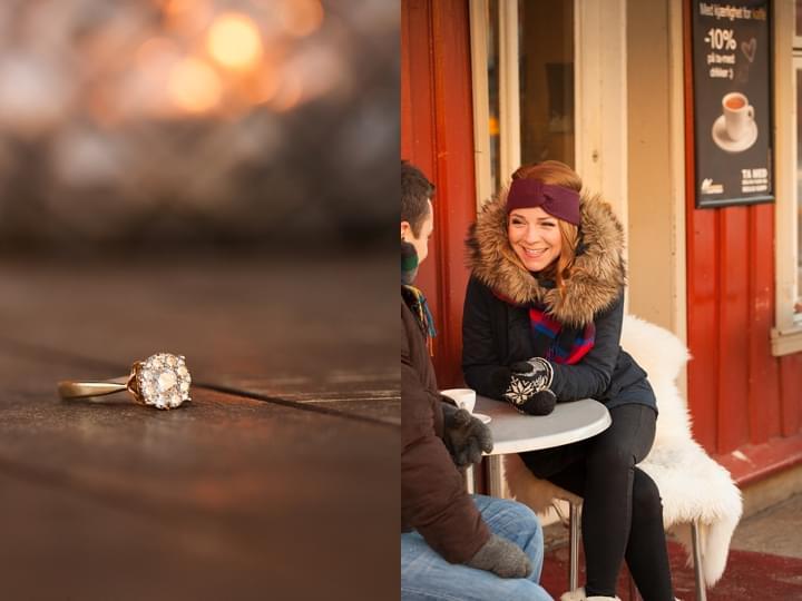 pierścionek zaręczynowy sesja zdjęcie