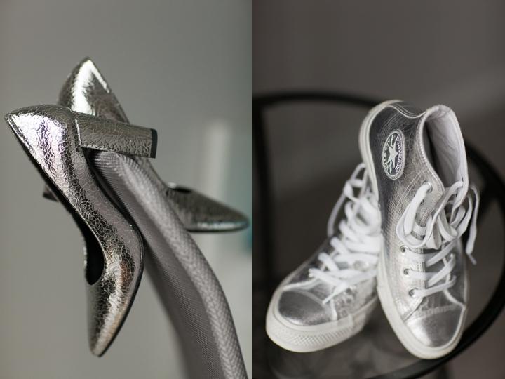 srebrne-buty-trampki-ślubne-zdjęcie