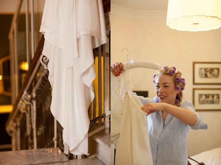 przygotowania hotel bristol warszawa zdjęcie