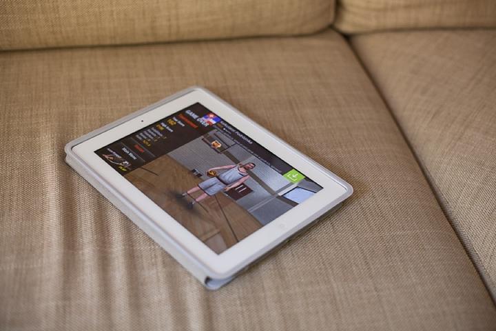 tablet zdjęcie