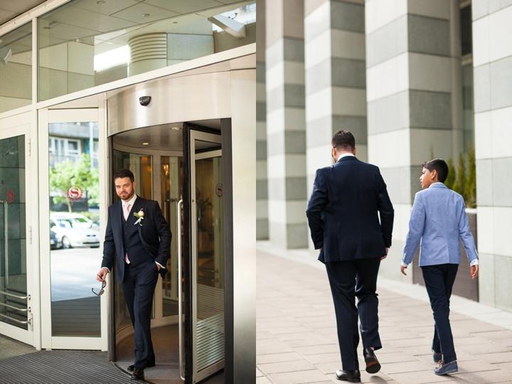 sheraton warszawa przed ślubem zdjęcie