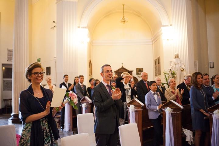 kościół świętego alexandra plac trzech krzyży warszawa ślub zdjęcie
