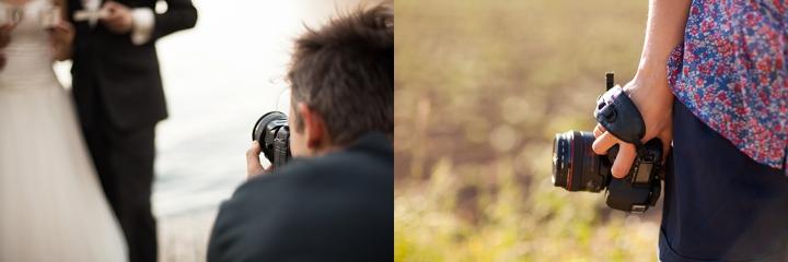 sprzęt fotografa ślubnego