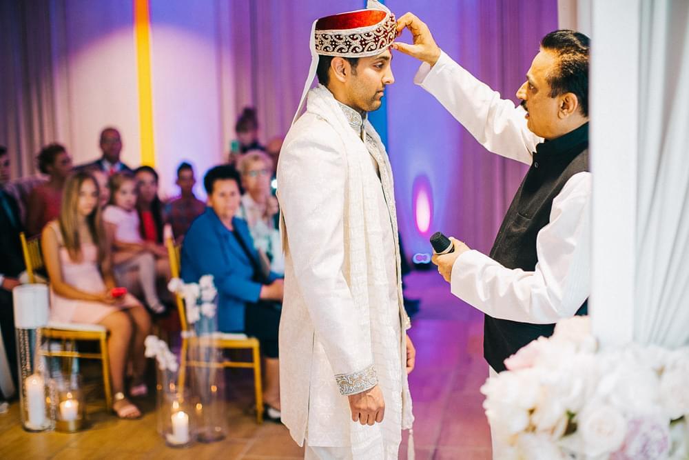 slub hinduski ceremonia hanza palac
