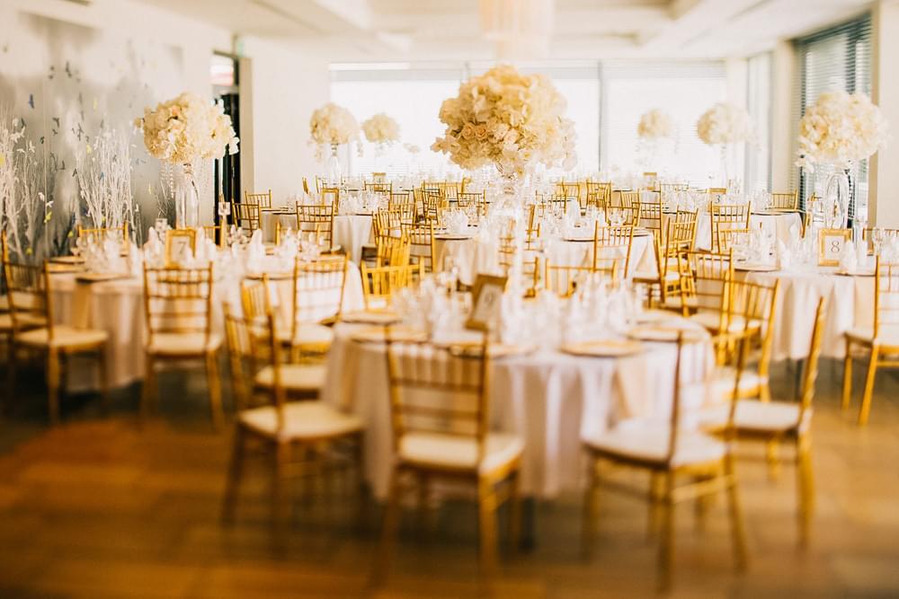 arttrend sala weselna dekoracje zdjecie
