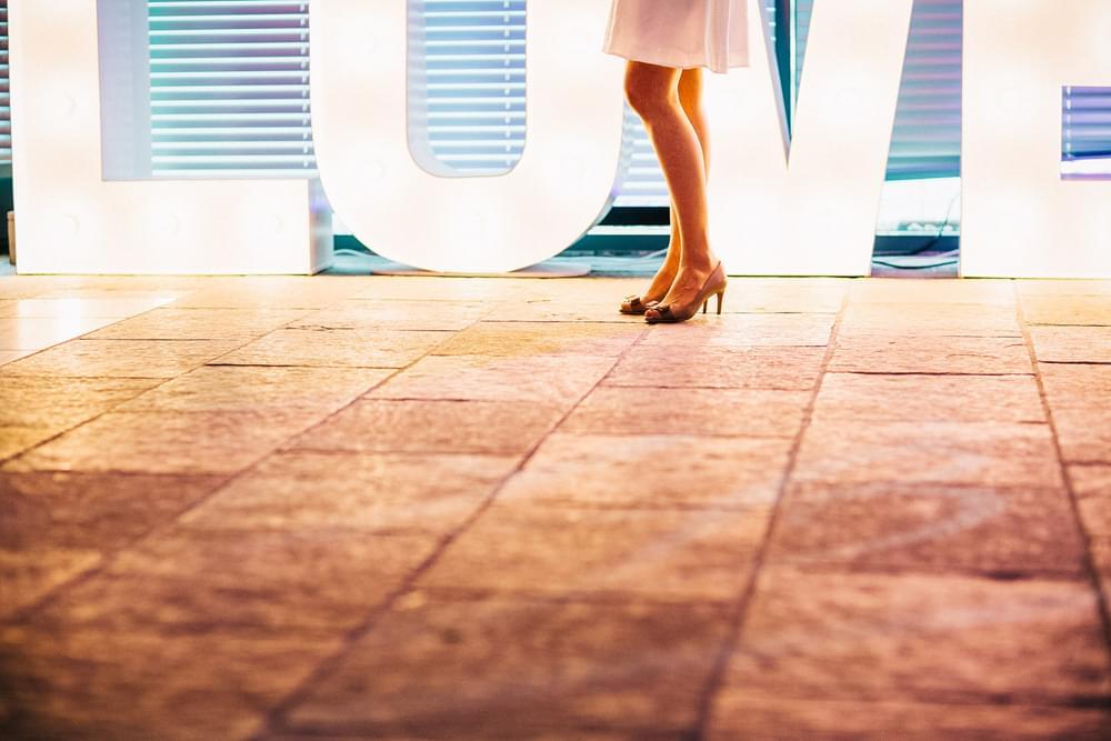 zdjecie butow swiadkowa wesele