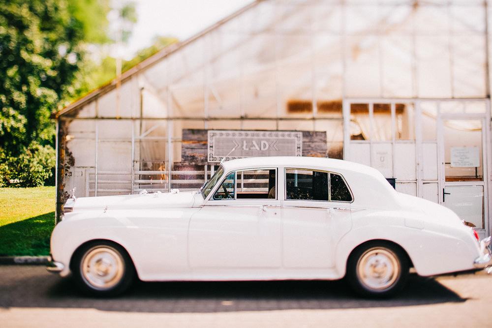 auto do slubu rolls royce warszawa
