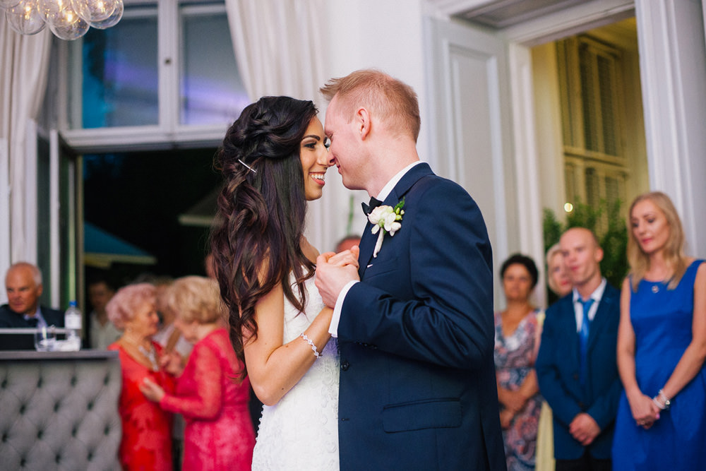 pierwszy taniec na weselu zdjecie
