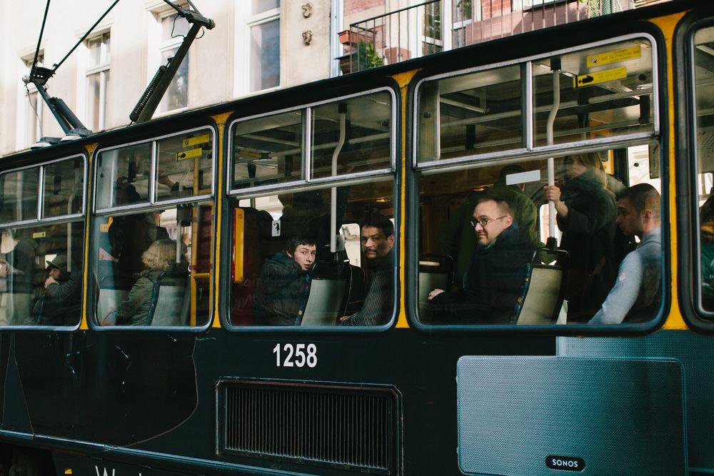 lodz zdjecie tramwaju